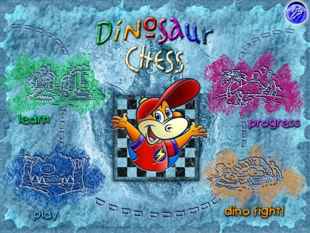 01 Dinosaur Chess
