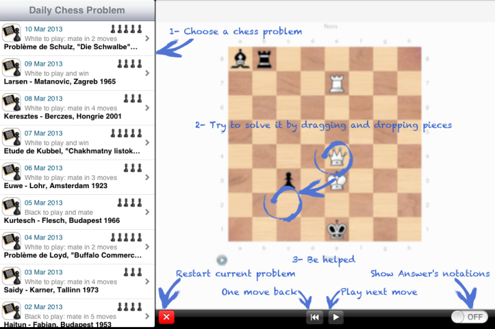 16 Daily Chess Problem