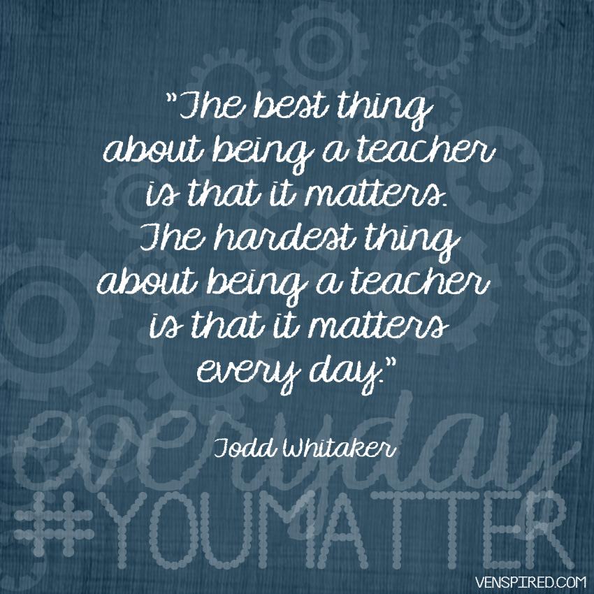 A Best Teacher Quotes: The Most Inspiring Motivational Posters For Teachers
