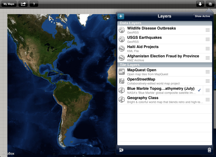 48 iPad Apps for Teaching and Learning Geography / Earth Science – Ideas  Out There