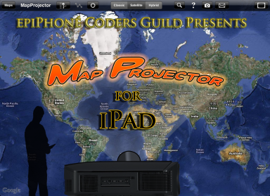 MapProjector