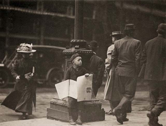 Child laborers Lewis Hine (4)