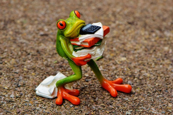 frog_figure_files_stack_files_stacked_office_decoration_green-806441